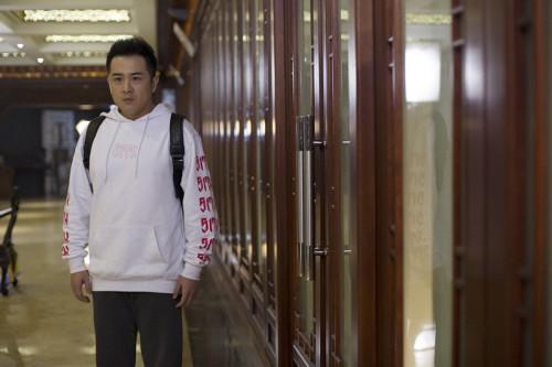 4.22人民大会堂隆重首映 国内首部木雕题材文艺电影
