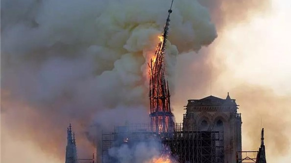 你看到巴黎圣母院付之一炬,但还有一些遭遇浩劫的人类文明你可知道