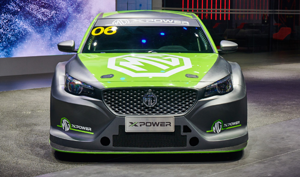 名爵6 XPOWER TCR上海车展全球首秀 售价10万欧元