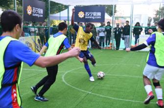 2019苏宁狮斗足球赛全新升级 赛事总奖金超50万元