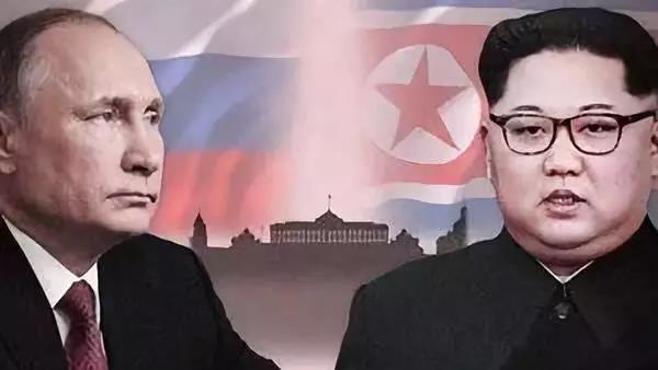 约普京、发导弹……金正恩这一步外交棋,有点意思