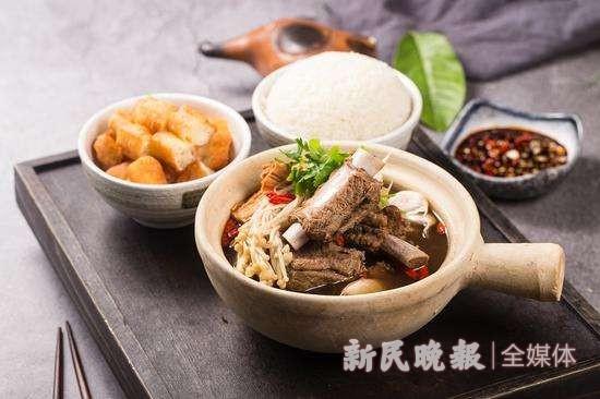 晨读   上海VS新加坡,油条酱油汤