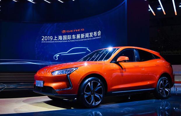 SERES SF5上海车展正式开启预订 价格27.8万元起