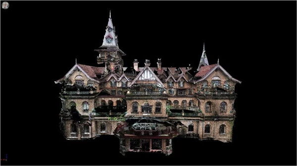 巴黎圣母院有3D扫描图,原来上海珍贵老建筑也做了!