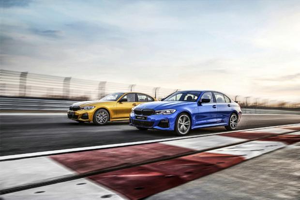 运动本色融会智能科技 全新BMW 3系耀目上海车展