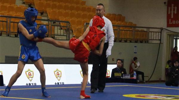 第十届亚洲青少年武术锦标赛选拔赛圆满落幕