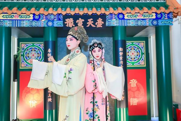 《故宫博物院藏石渠宝笈精粹》星河湾全国首发