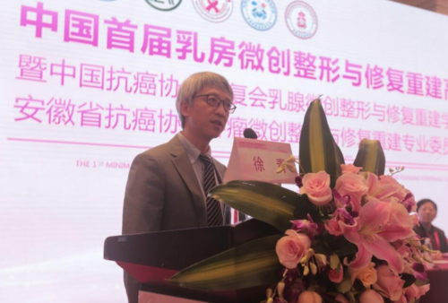 大咖论道共建学术平台 中国首届乳房微创整形与