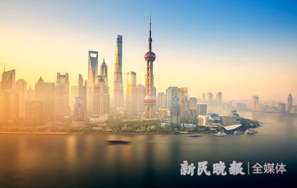 晨读|逐水而生,遂有上海