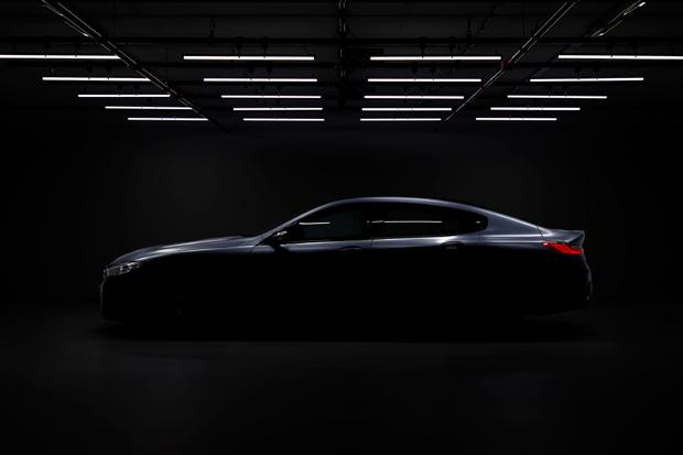 全新BMW 8系四门轿跑车即将全球首发