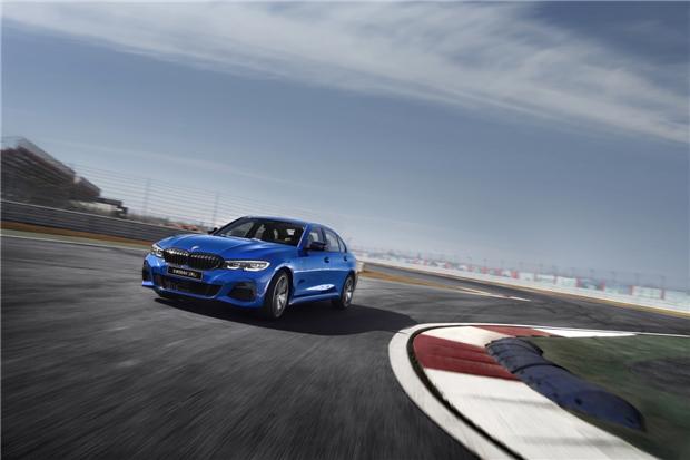 全新BMW 3系在华晨宝马正式投产