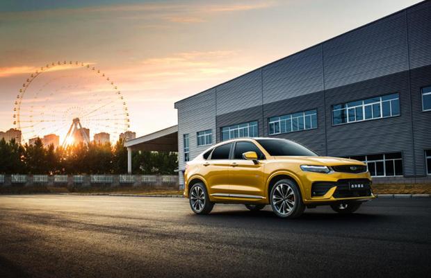 豪华运动SUV挑战者 吉利星越正式上市 售价13.58—21.68万元