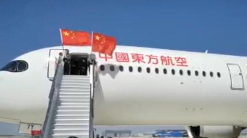 视频 | 稳!北京大兴国际机场真机试飞成功