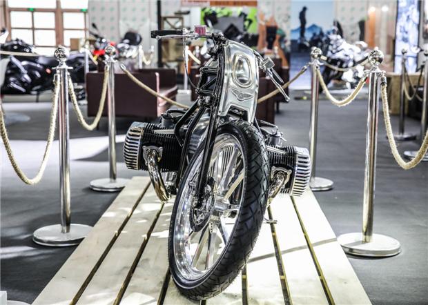 BMW 摩托车强势亮相2019北京国际摩托车展