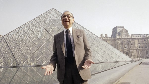 视频 | 102秒回顾已逝102岁华裔建筑大师贝聿铭经典之作