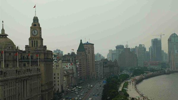 今日上海阴到多云最高温28度 下周天天晴好