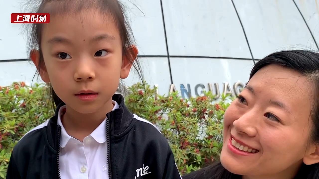 视频 | 全家总动员!6岁女孩备考幼升小,一家五口分工明确