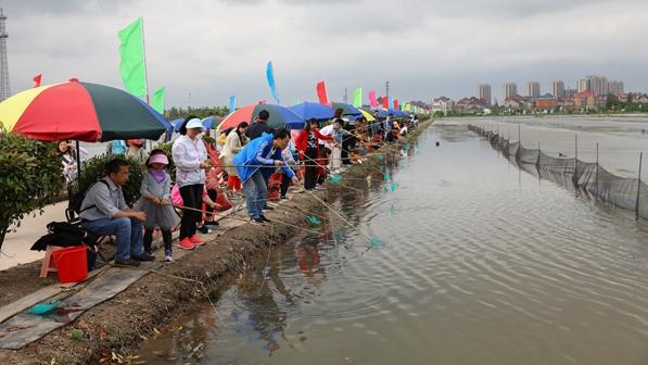龙虾塘边重拾童趣,果蔬园里再觅乡愁 罗泾镇第二届宝山湖小龙虾节今开幕