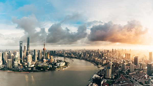 大风+降温!上海今最高仅24℃ 明起反转尽享放晴好天气