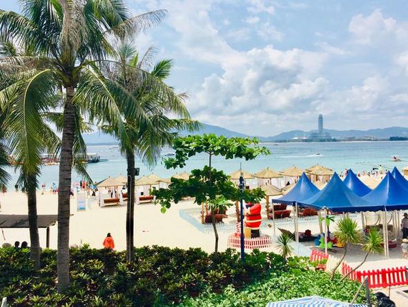 走遍中国:蜈支洲岛,中国南海的马尔代夫!