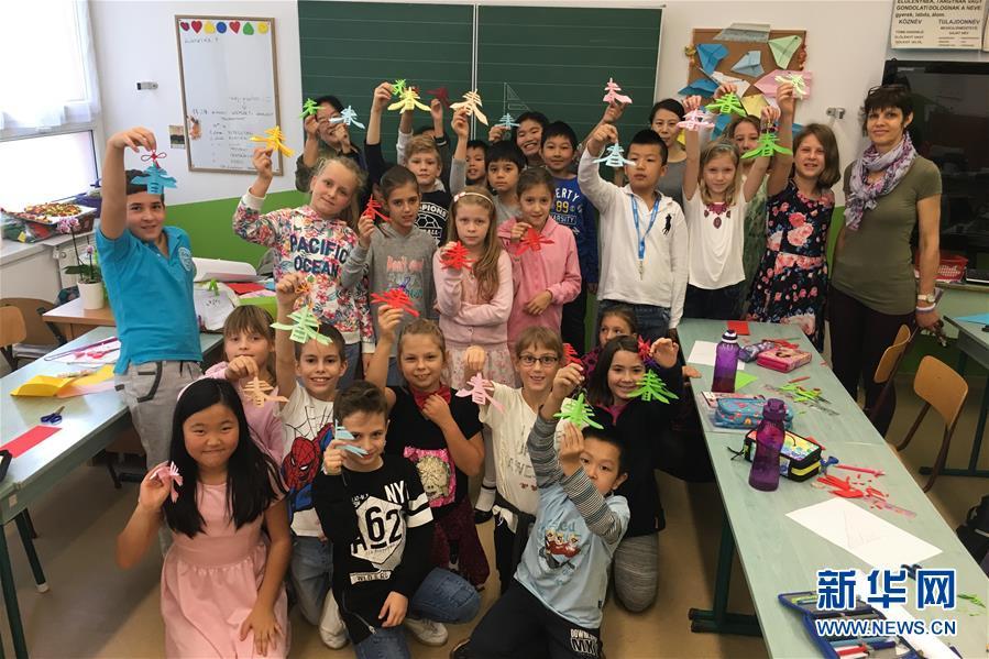 受到匈牙利人青睐的匈中双语学校 2019年05月