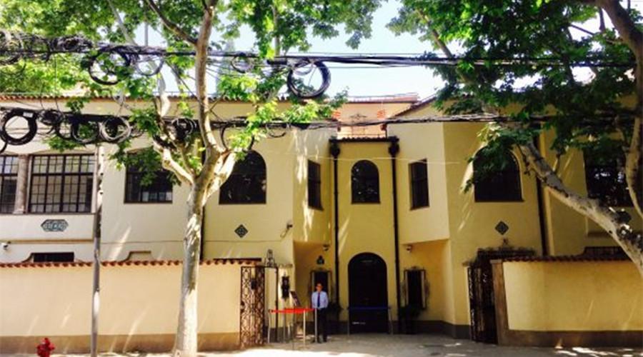赶紧预约!上海市中心这栋神秘老建筑免费开放!梧桐深处的西班牙小楼!