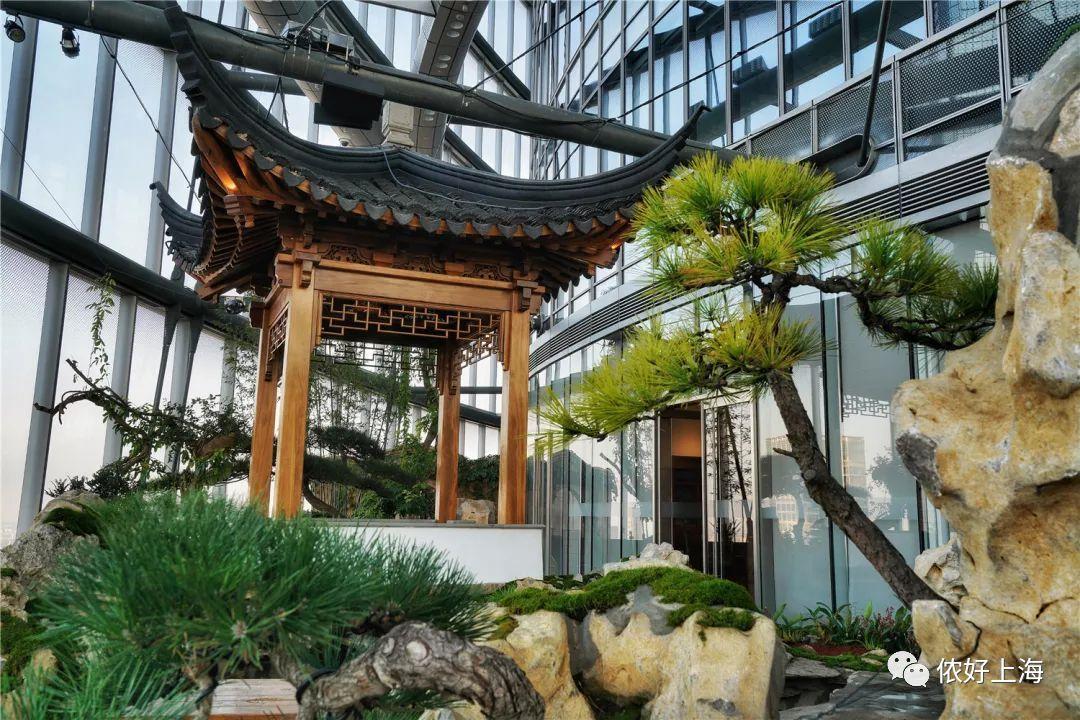 惊艳!世界最高的江南园林就在上海!首次对外开放!