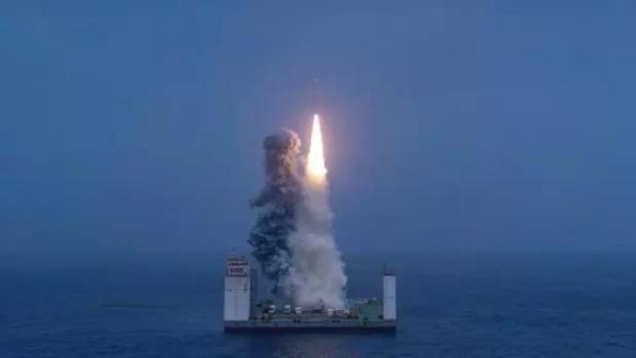 """军民两用的长征11号海上发射,几大""""首次""""不同寻常"""