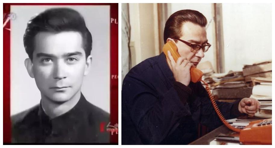 科学界的吴彦祖!82岁中科院院士被AI修复的老照片太惊艳!