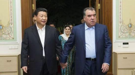 """两个月不到习主席又和两位中亚元首见面,""""好兄弟""""就要常走动"""