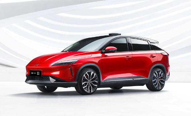小鹏G3 五月销售2704辆 蝉联造车新势力单月销量第一名