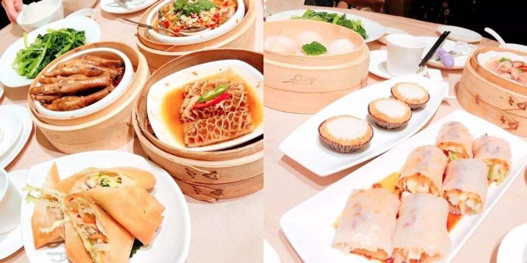 广州网红餐厅陶陶居开来上海啦!打飞的也要去吃的美味
