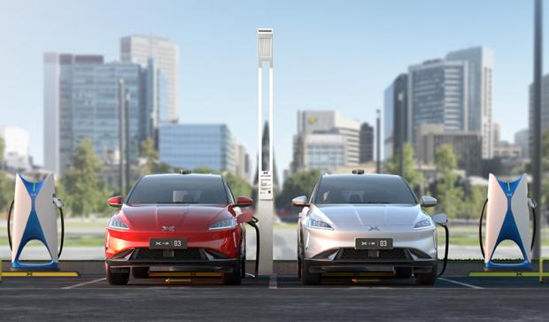 小鹏G3 2019款推出5年10万公里超充5折充电优惠