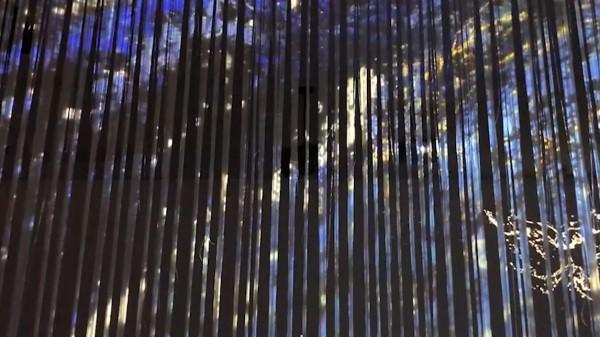 """视频   """"时光之眼""""艺术展:把星海装进你的心里"""