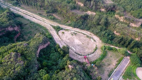 河南郑州对五云山违建别墅、马场等问题展开调查