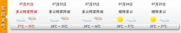 """""""高温""""已经上场!下周就没低于35℃的;上半年上海消耗最多"""