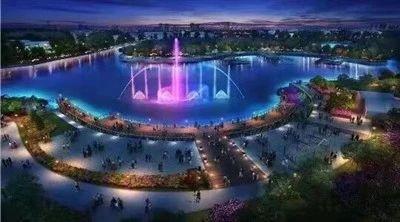 上海新添一座超大超in的音乐喷泉广场!免费开放!好玩又清凉!