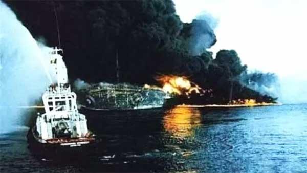 """海湾依旧在,几度夕阳红……英法意丹荷组队护航,""""五国联军""""管用吗?"""