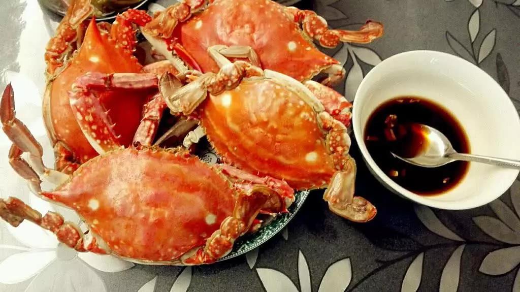 哈喇子流一地!上海人最爱的梭子蟹上市啦!