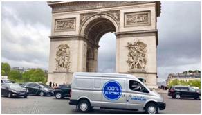 上汽大通斩获多个欧洲新能源大单,海外累销破5万