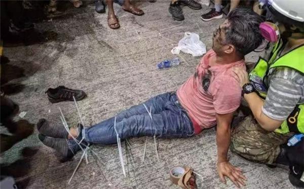 激进示威向极端暴力演化,香港经济民生怎么办?!
