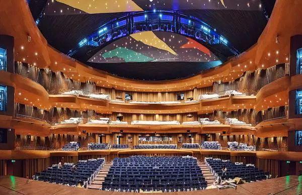 惊艳美图曝光!上海又添一座文化新地标!与维也纳金色大厅相媲美!