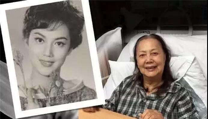 """走好!TVB的""""金牌老妈""""去世!年轻时竟那么美"""