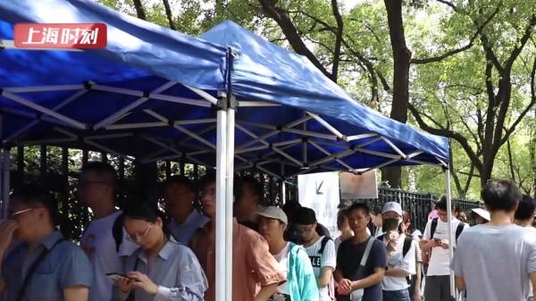 视频 | 2019上海书展周末迎大客流 工作人员温馨提醒:错峰逛展