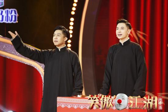 《笑傲江湖4》总决赛今晚打响 总冠军会花落谁家?
