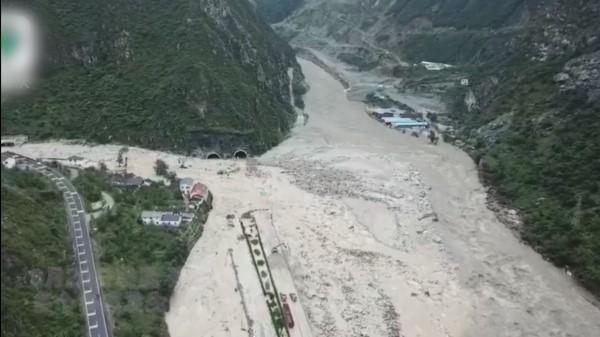 视频 | 四川汶川县暴雨已致7人遇难24人失联