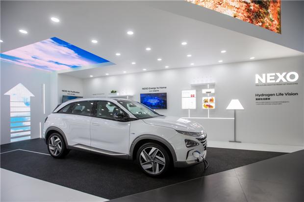 现代汽车氢世界即将申城开馆
