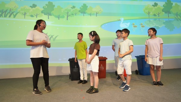 """维诺seo团队_第五届上海国际自然呵护周""""趣绘自然 时尚加'"""