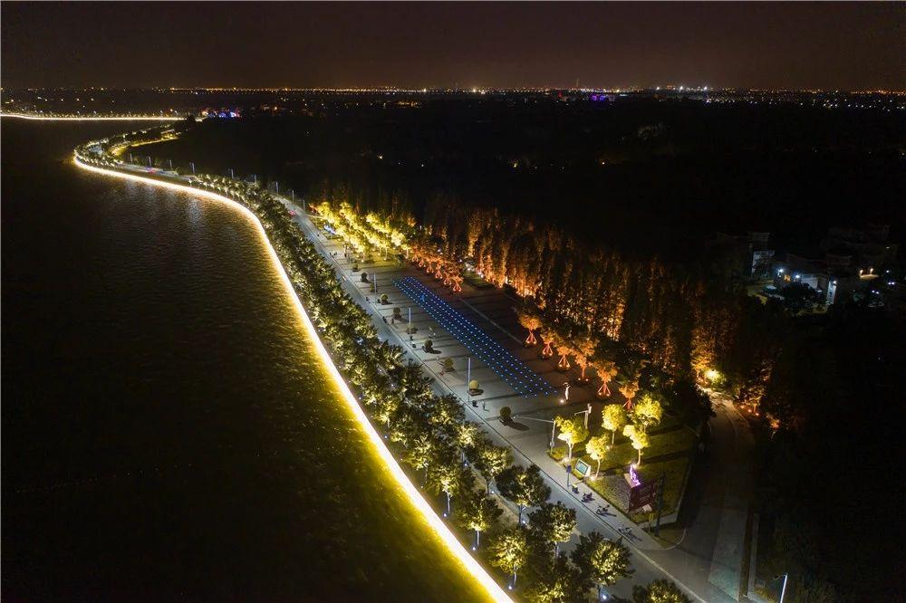 上海出发,最快半小时直达!有一座超美环湖大道,即将刷爆朋友圈!