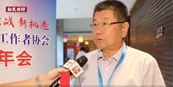 视频 | 专访中国晚协会长刘海陵:内容生产是传统媒体的核心竞争力